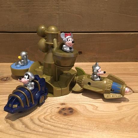 Disney Happy Meal Tomorrowland Full Set/ディズニー ミールトイ トゥモローランド 全4種セット/190404-11