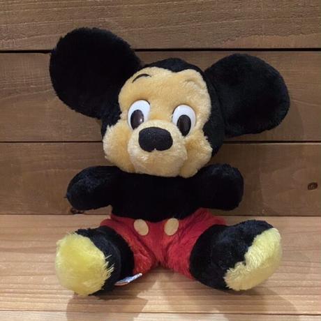 Disney Mickey Mouse Plush Doll/ディズニー ミッキー・マウス ぬいぐるみ/201121-10