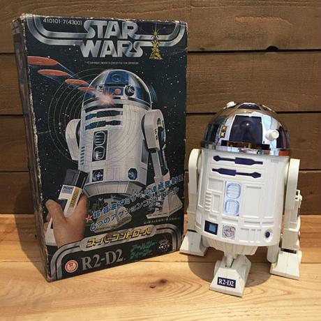 STAR WARS Super Control R2-D2/スターウォーズ スーパーコントロール R2-D2/190729-7