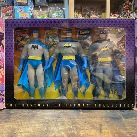 BATMAN The History of Batman collection/バットマン ヒストリー・オブ・バットマンコレクション フィギュア/210111-19