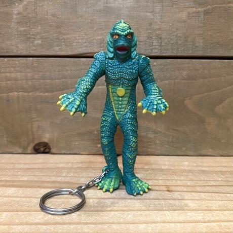 U.S.MONSTERS Creature from the Black Lagoon Key Chain/ユニバーサルスタジオモンスターズ 大アマゾンの半魚人 キーホルダー/210222-4