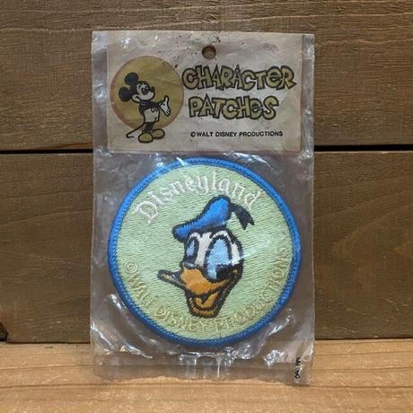 Disney Donald Duck Patch/ディズニー ドナルド・ダック ワッペン/201021-8