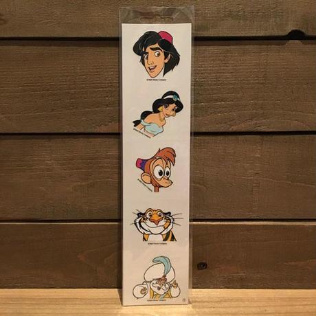 Aladdin Face Sticker/アラジン フェイスステッカー/190404-8
