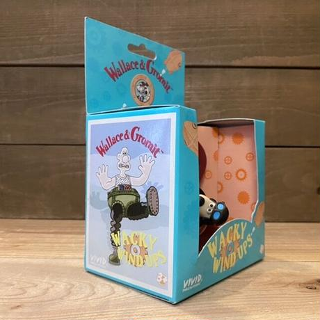 Wallece & Gromit Gromit Wind Up Toy/ウォレスとグルミット グルミット ワインドアップトイ/211011-6