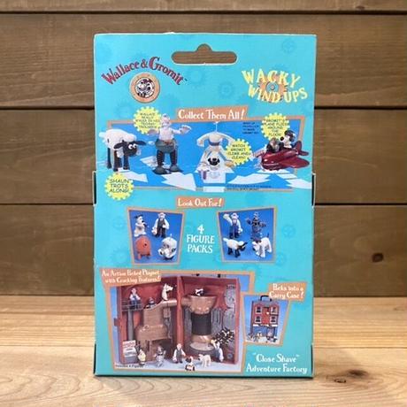 Wallece & Gromit Shaun Wind Up Toy/ウォレスとグルミット ショーン ワインドアップトイ/211011-4