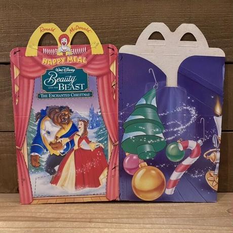McDonald's Happy Meal Box/マクドナルド ハッピーミールボックス/210912-3