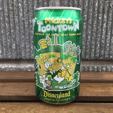 VINTAGE CAN Sprite Toon Town Soda Can/ヴィンテージ缶 スプライト トゥーンタウンデザイン ソーダ缶/161011-17