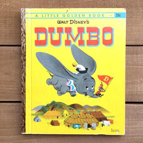 Disney Dumbo/ディズニー ダンボ 絵本/170324-6