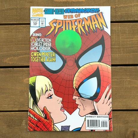 SPIDER-MAN Spider-man Comics 1995.Jun.125/スパイダーマン コミック 1995年6月125号/190705-12