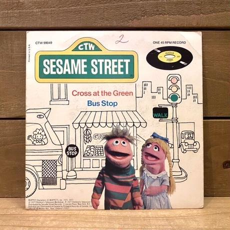 SESAMI STREET EP Record/セサミストリート EPレコード/210314−3