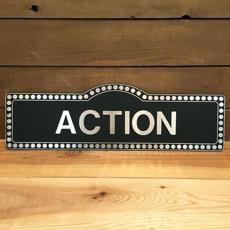 Video Store Display Sign/ビデオストア ディスプレイサイン/190725-5