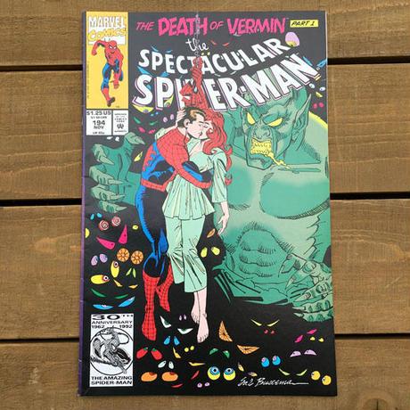 SPIDER-MAN Spider-man Comics 1992.Nov.194/スパイダーマン コミック 1992年11月194号/190705-4