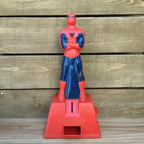 SPIDER-MAN Spider-man Gum Ball Dispenser Bank/スパイダーマン スパイダーマン ガムボールディスペンサーバンク/170126-5