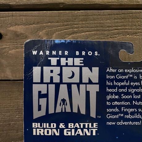 THE IRONGIANT Build & Battle Irongiant Figure/アイアンジャイアント フィギュア/211013-15