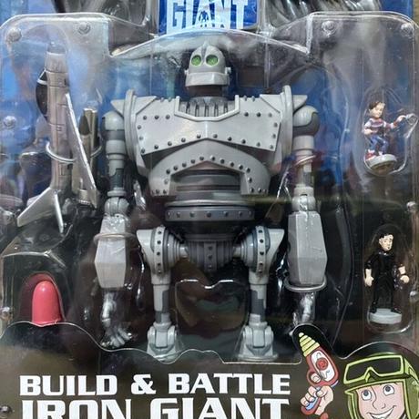 THE IRON GIANT Build & Battle Iron Giant Figure/アイアンジャイアント ビルド&バトル・アイアンジャイアント フィギュア/210204-4