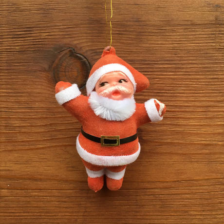 Santa Claus Ornaments/サンタクロース オーナメント/171208-2