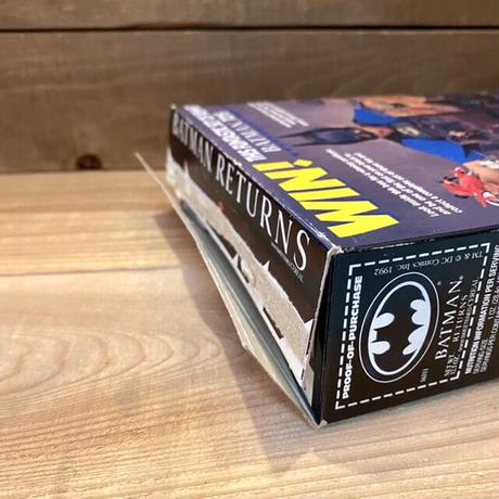 BATMAN Batman Returns Cereal Box/バットマン バットマン・リターンズ シリアルボックス/210111-18