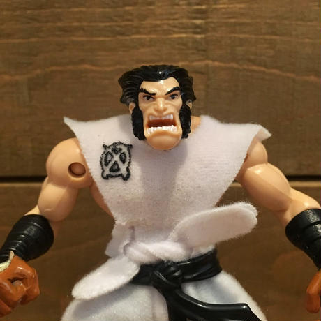 X-MEN  Ninja Wolverine Figure/X-MEN ニンジャ・ウルヴァリン フィギュア/190713-6