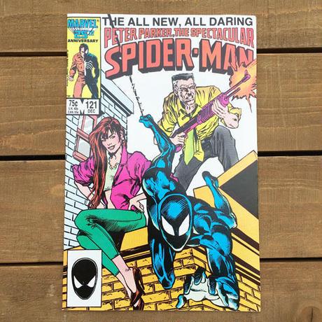 SPIDER-MAN Spider-man Comics 1986.Dec.121/スパイダーマン コミック 1986年12月121号/190705-7