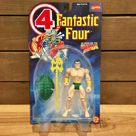 Fantastic Four Namor the Submariner Figure/ファンタスティックフォー ネイモア・ザ・サブマリナー フィギュア/190627-2