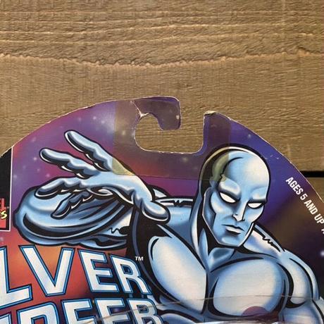 THE SILVER SURFER Solar Silver Surfer & Draconian Warrior/シルバーサーファー ソーラー・シルバーサーファー フィギュア/210116-4