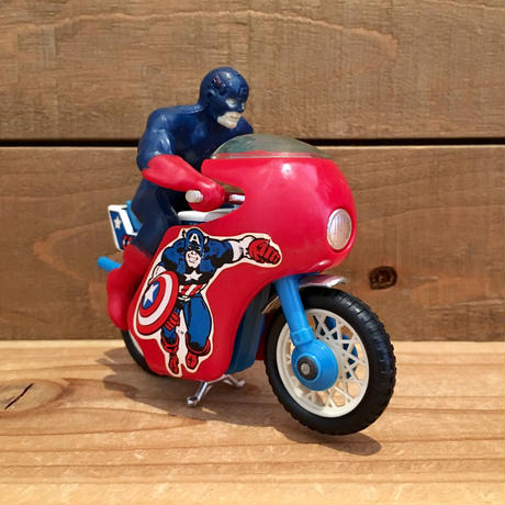 MARVEL Captain America Bike/マーベル キャプテンアメリカ バイク/190829-4