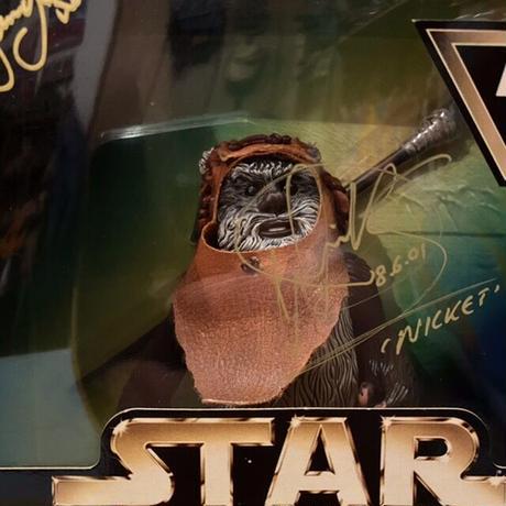 STAR WARS Wicket the Ewok Large Size Figure/スターウォーズ ウィケット・ザ・イウォーク ラージサイズフィギュア/210515−2