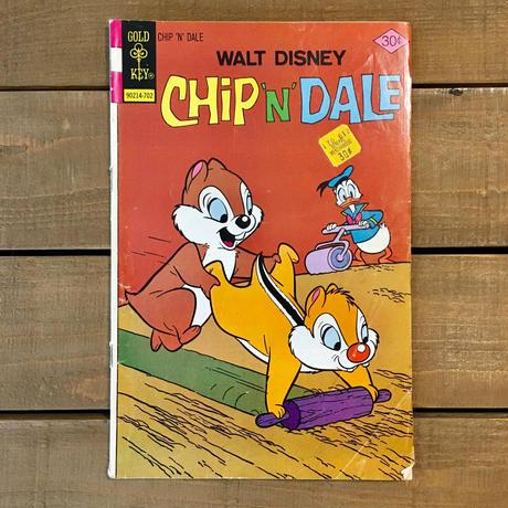 Disney Chip 'n Dale Comics/ディズニー チップとデール コミック/190617-8