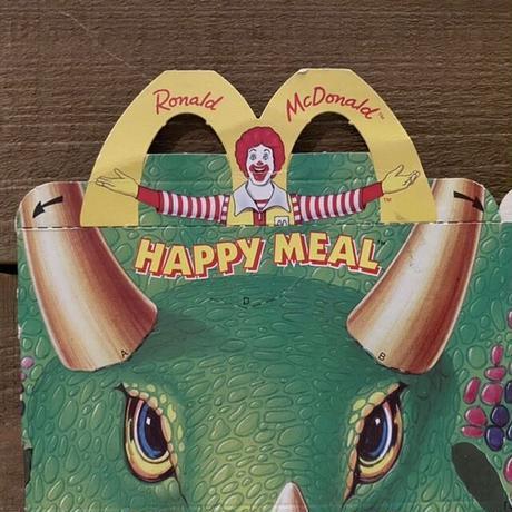 McDonald's Happy Meal Box/マクドナルド ハッピーミールボックス/210912-7