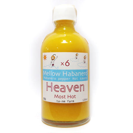 MellowHabanero Heaven / 120ml