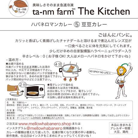 豆豆カレー *無辛*
