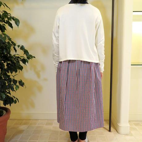 綿カシミヤ*ショートカーディガン (9BKCD402)