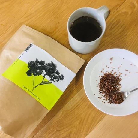【お徳用】滋賀県伊吹山の実ごと食べれる在来そば茶