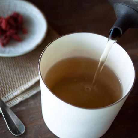 八代の日本古来のはすの葉茶/リーフ  80g 大袋