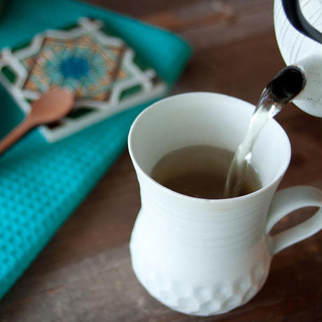 霧島のカキドオシとハトムギ茶/リーフ 300g 大袋