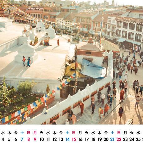 冊子 + 卓上カレンダー
