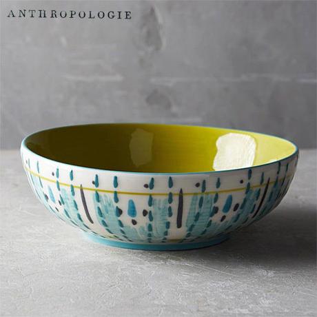 【Anthropologie】Torrenta Bowl トレンタボウル アクア