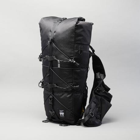 T2 Trail 15L / Black【ストレージ&ハーネスセット】