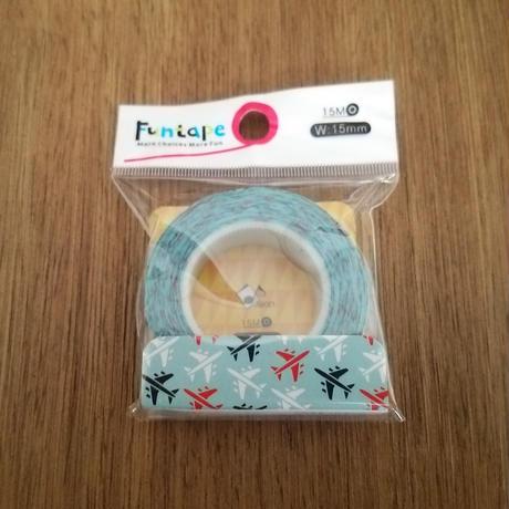 台湾マスキングテープ「ひこうき」
