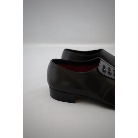 men's OCULI black  26.5cm [sample sale]