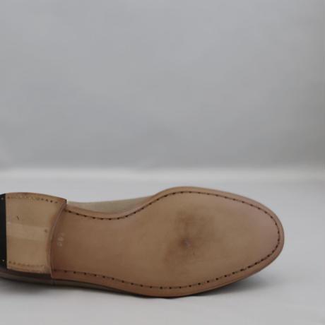 men's HAND NAKED nuback 26cm [sample sale]