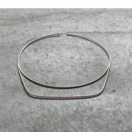 NECK RING  DOUBLE