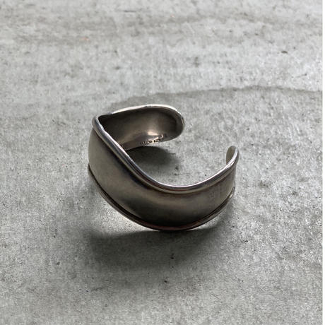 vintage silver bangle 3