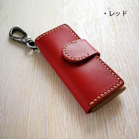 keycase オーク - 木と革のキーケース -