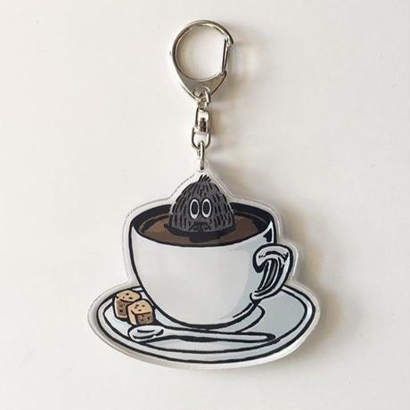 アクリルキーホルダー(Mosh Coffee)