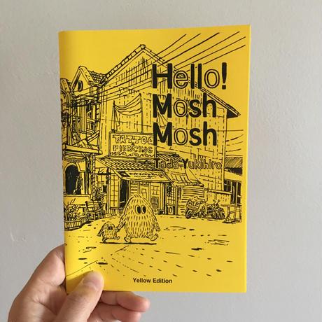 Hello! Mosh Mosh Yellow Edition