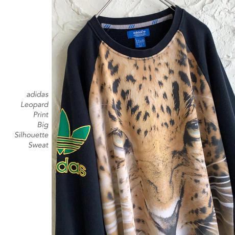 adidas Leopard Print Bigスウェット