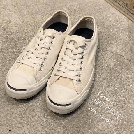 converse canvas JACK PURCELL