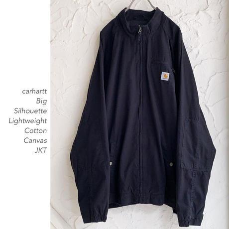 carhartt Lightweight Cotton Canvas JKT