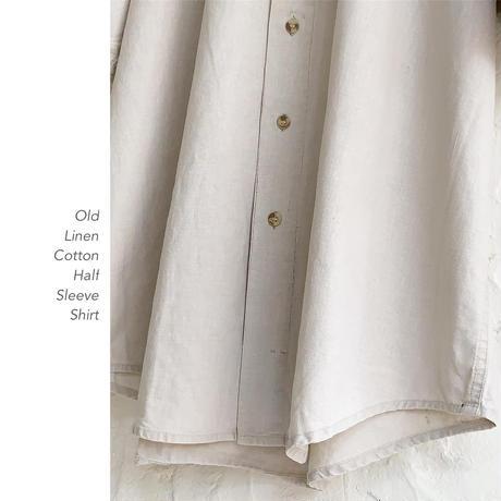 Euro Linen Cottonシャツ
